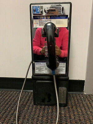 Vintage Coin Pay Phone