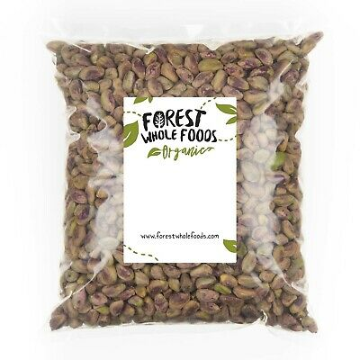 Organic Raw Shelled Pistachio Nuts - Forest Whole Foods