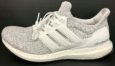 new arrivals 44eea ce6f5 ADIDAS ULTRA BOOST 4.0 'Non Dye Cloud White' - FREE SHIPPING -