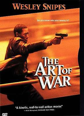The Art of War (DVD, 2000)
