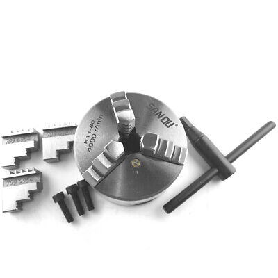 High Accuracy Three Jaw Chuck Self-centering For Mechanical Lathe For U8D1