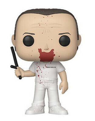 """Funko Pop Movies Horror 788 Silence Of The Lambs Hannibal Lecter 3.75"""" Figure"""