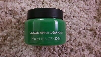 The Body shop glazed apple sugar scrub 250ml