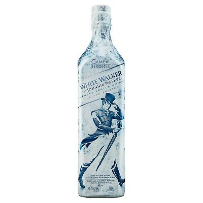 Johnnie Walker White Walker Game of Thrones limited Edition Whisky 700ml