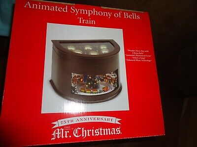 MR  CHRISTMAS ANIMATED Symphony Surprise Bears Orchestra Musical