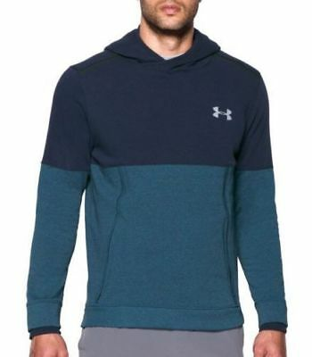 Under Armour threadborne fitted in pile Hoodie Felpa Pullover 1306551-953