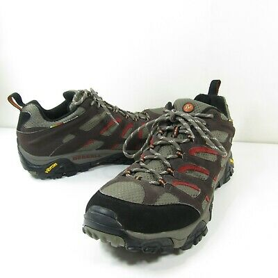 e03809326737e Merrell Mens Moab Gore Tex Continuum Vibram Trail Hiking J87323 Shoes Size  13