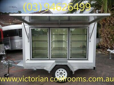 Mobile CoolRoom Trailer M580DF