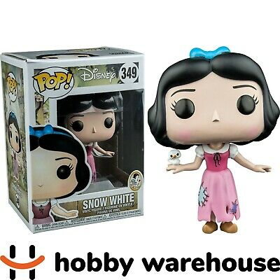 Funko Snow White and the Seven Dwarfs - Snow White Maid Outfit Pop! Vinyl Figure