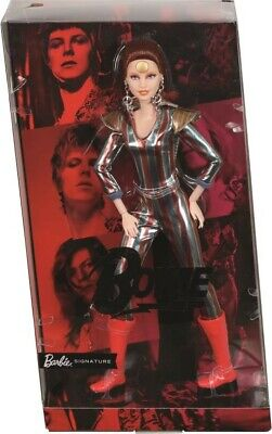 NEW Barbie X David Bowie Doll from Mr Toys