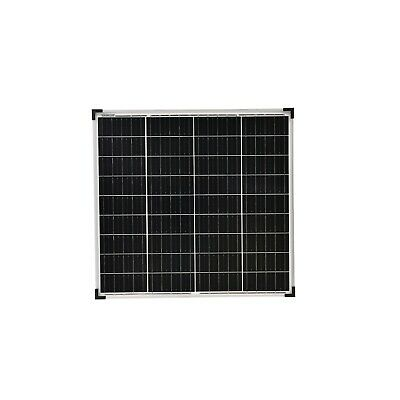 100 Watt 12 Volt Mono Solar Panel Kit Boat Camping 100W  Battery Charging
