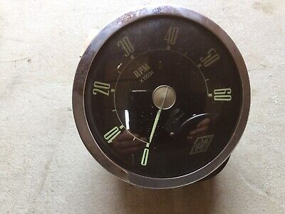 Rev Counter for Riley Pathfinder In as seen condition.. RN1404/01
