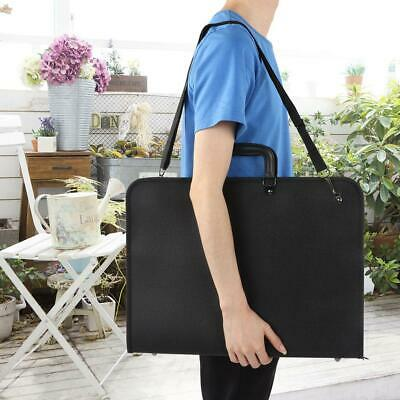 Waterproof Portable Drawing Bag Carry Case A3 Drawing Sketch Board Shoulder Bag
