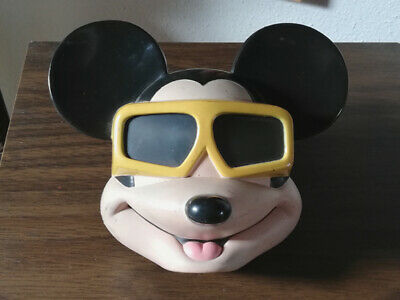 View Master 3D Gadget Disney Topolino Miky Mouse
