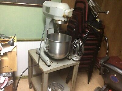 Hobart A-200 20 Quart Dough Bakery Mixer 3 Speed W/ Attachments