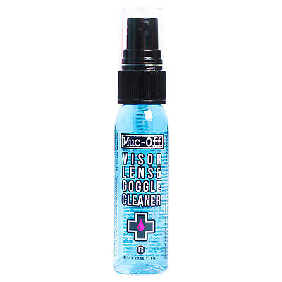 Muc-Off Helmet & Visor Cleaner 32ml Motorcycle Helmet Cleaner Goggles M212