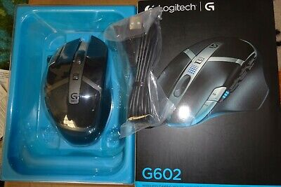 LOGITECH G602 WIRELESS Gaming Mouse PC and Mac - $23 99 | PicClick