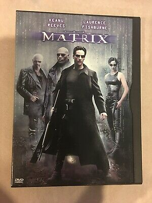 The Complete Matrix Trilogy (Blu-ray Disc, 2014, 3-Disc Set).