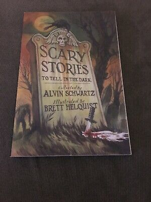 Scary Stories: Scary Stories to Tell in the Dark by Alvin Schwartz (2010,...