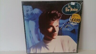 "The Blow Monkeys ‎– Animal Magic - Vinyl Record 12"" LP - 1986"
