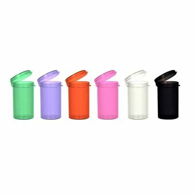 Pop Up Lid Storage Tubs (Assorted Sizes and Colours)