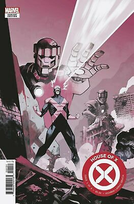 Marvel House of X #1 Comic Book [Mike Huddleston Variant Cover]
