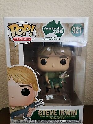 Funko Pop! Television Crocodile Hunter Pop Figure (Preorder)