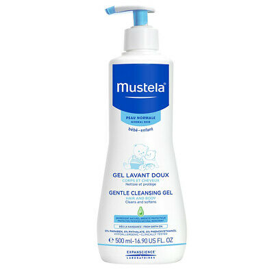 Mustela Gentle Cleansing Gel 1-pack (16.9 oz)
