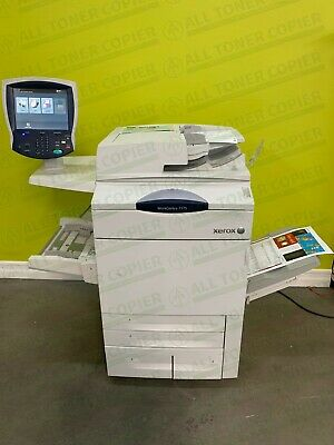 XEROX WORKCENTRE 7200 MF LASER PRINTER, with 2 paper tray