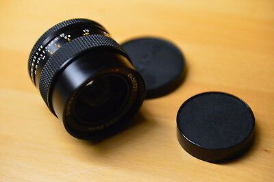 Carl Zeiss Distagon Conquest 25 mm F/2.8 Mf Objectif - Tva
