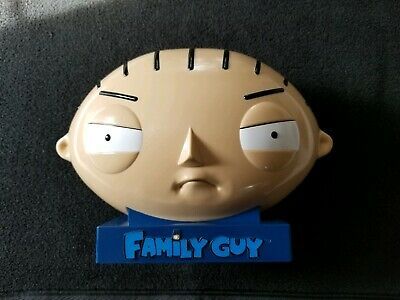 """Family Guy """"Stewie"""" Head With 14 DVDs 2008"""