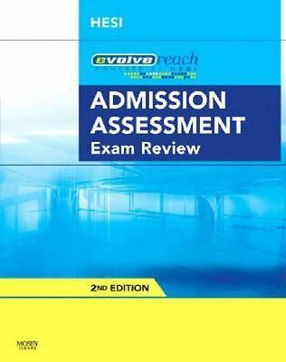 Evolve Reach Admission Assessment Exam Review , 2nd Edition by HESI