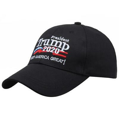 Donald Trump 2020 Keep Make America Great Cap President Election Hat Black New E