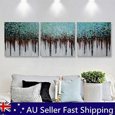 Modern Canvas Painting Print Abstract Picture Home Living Room Wall Art