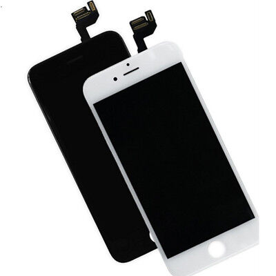 For iPhone 6 Screen Digitizer Replacement lcd Touch with Home Button Camera_ E<w