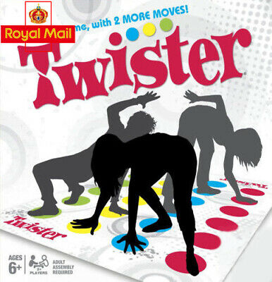 Twister Classic Funny Family Kids Games Children Party Body Games Toy Play