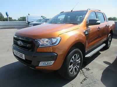2017 Ford Ranger 3.2TDCi (200PS) 4x4 Wildtrak Double Cab Pick Up
