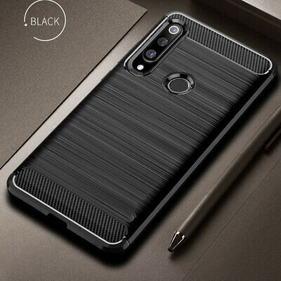 For Huawei P30 20 Lite Pro P Smart Shockproof Silicone Hybrid Case Soft TPU Cove