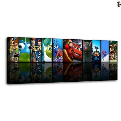 toy story poster HD Canvas prints Home Decor Wall art painting 12X36inch