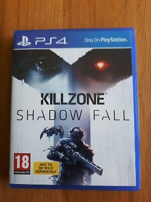 Killzone Shadow Fall Sony Playstation 4 Ps4 Game Official Uk Pal Vgc