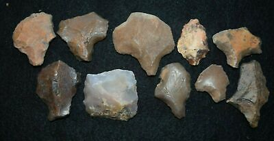 10 good Sahara Aterian tools, 30,000+ years old  #10SAT