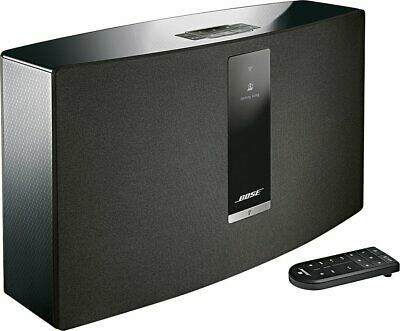 Bose SoundTouch 30 Series III Wireless Music Audio System - Black NEW