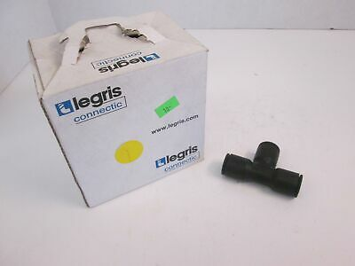 Legris Union Tee, 3104-62-00, 1/2 OD x 1/2 OD, New, Lot of 6