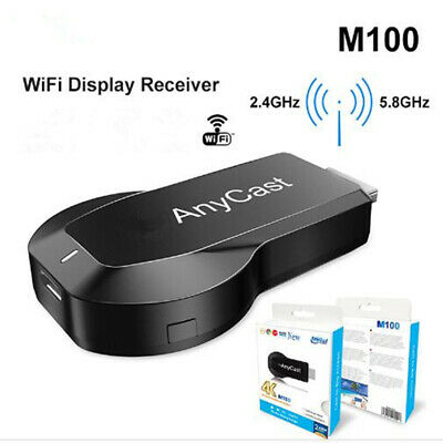 Miracast Mirascreen 1080p Chromecast HDMI Dongle M2 Plus Anycast Wifi Receiver