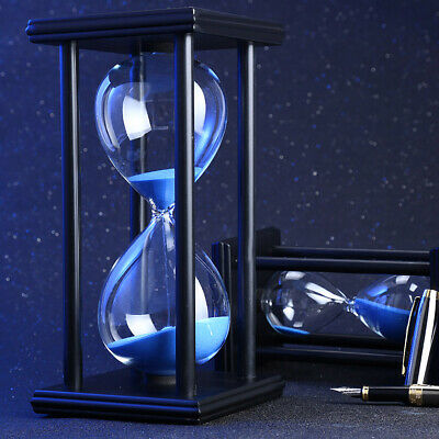 30 Minutes Retrore Hourglass Sandglass Sand Timer Clock Home/Office Decor Gifts