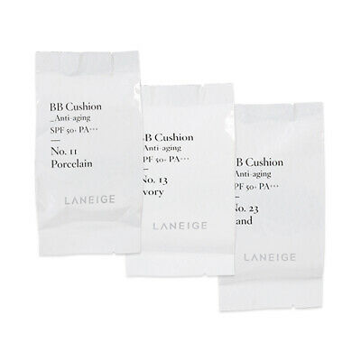 Laneige Whitening Bb Cushion Spf50 With Extra Refill 2x15g 11 13