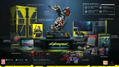 Cyberpunk 2077 Collector's Edition-PS4