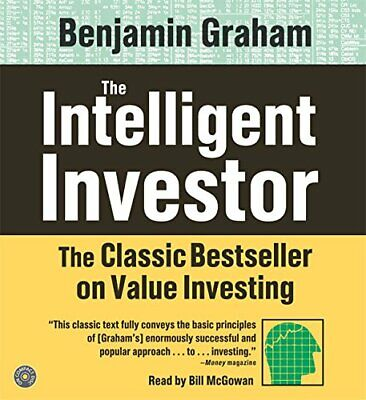 The Intelligent Investor CD: The Classic Text on Value Investi New Audio CD Book