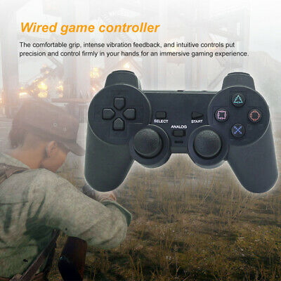Game Controller Nobox Wired and Wireless for Sony Playstation 2 PS2 Dualshock 2