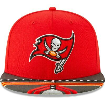 New Era Tampa Bay Buccaneers 2019 Official Draft 9Fifty Hat Snapback NFL Hat
